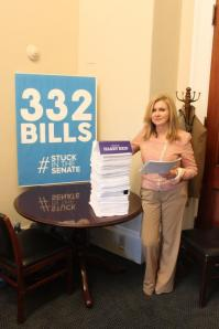 332 House Bills Blocked by Reid